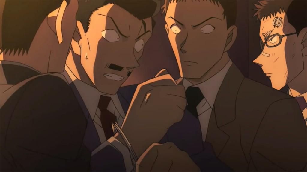 Detective Conan Movie 22  Zero's Executioner_06