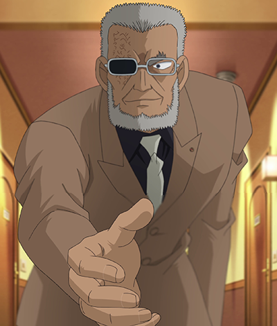 Detective Conan Movie 22  Zero's Executioner_10