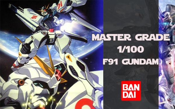 MG 1100 Gundam F91 2 (1)