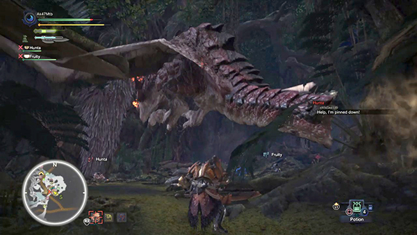 Monster Hunter_ World gameplay (9)