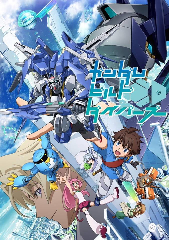 Gundam Build Divers Prologue  (13)