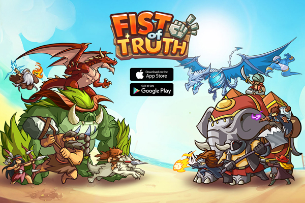 Fist of Truth  iOS  Android (1)