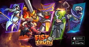 Fist of Truth  iOS  Android (3)
