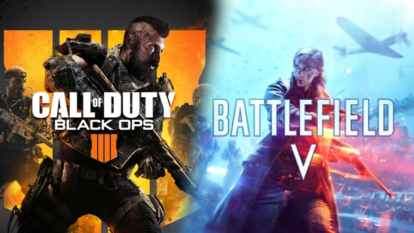 Battlefield V VS Call of Duty Black Ops 4 (2)