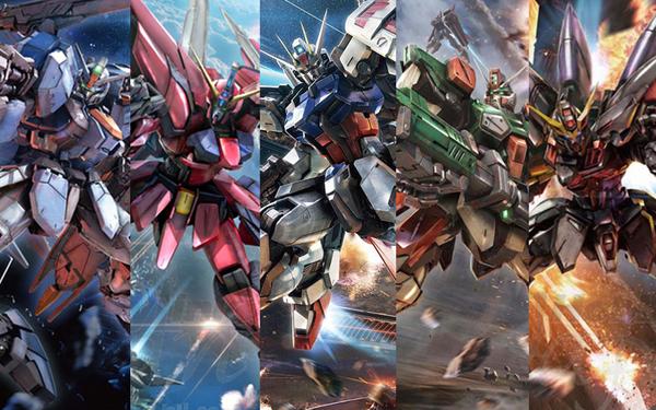 12Secret Gundam Seed you never know (1)