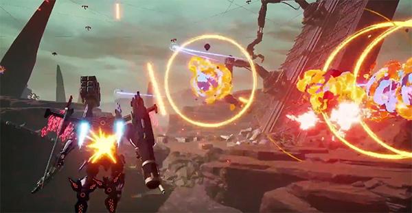 Daemon X Machina E32018 2