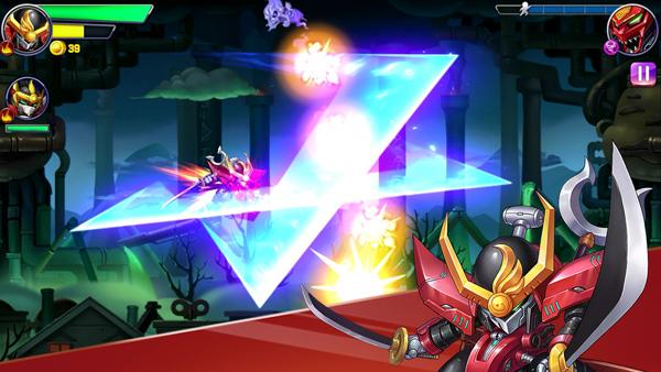 Mashin Eiyuden Wataru Demon Heroes   (3)