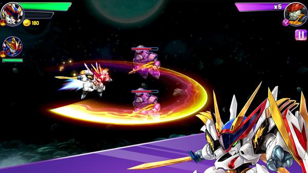 Mashin Eiyuden Wataru Demon Heroes   (5)