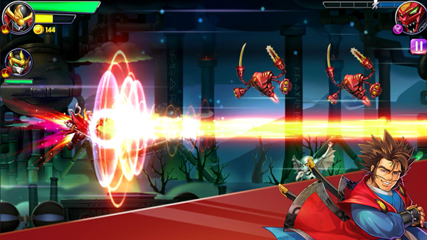 Mashin Eiyuden Wataru Demon Heroes   (6)