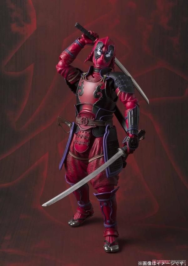SHF-Kabukimono-Deadpool (3)