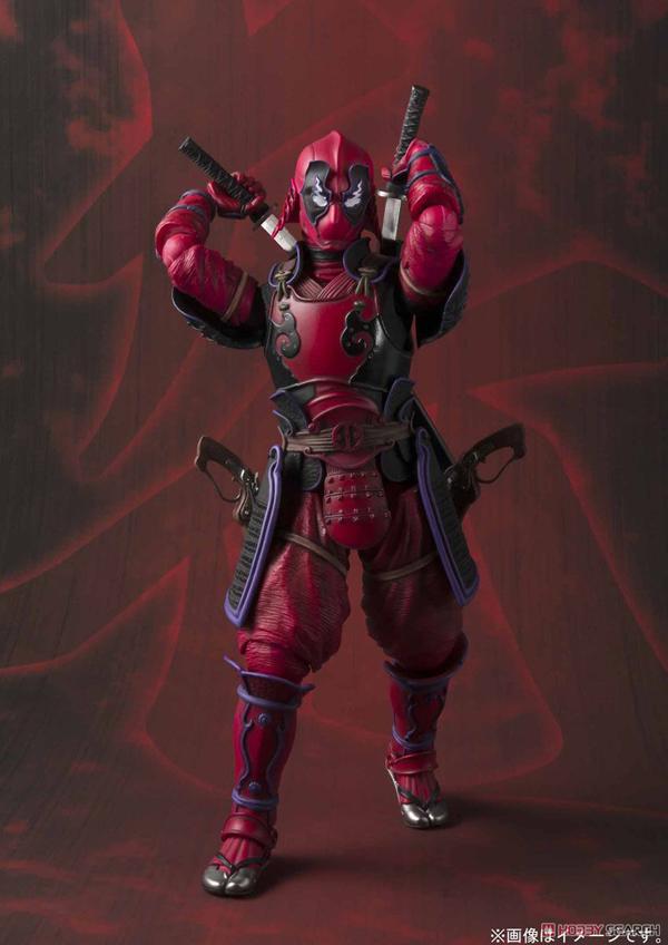 SHF-Kabukimono-Deadpool (4)