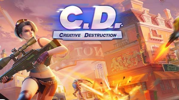 Creative Destruction (2)