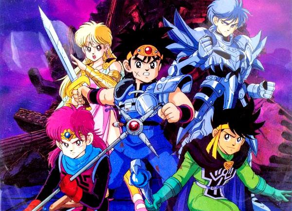 Dragon Quest Dai 19