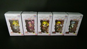 Bandai Shokugan Twinkle Dolly Sailor Moon  (1)
