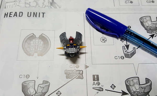 HG Mazinger Z infinity Review (8)