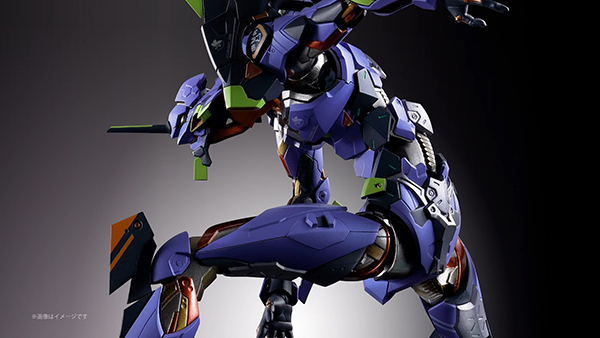 METAL BUILD Evangelion 01  Teaser(11)