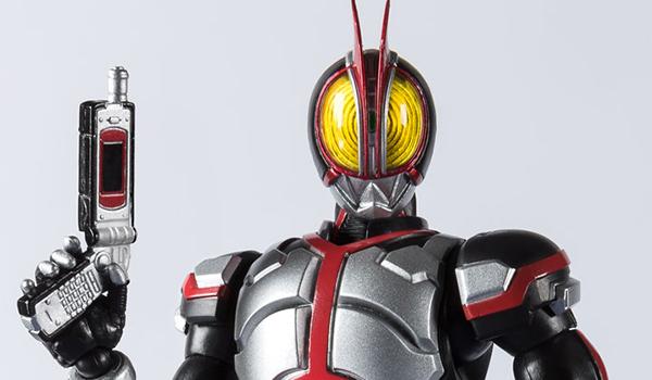 S.H. Figuarts Heisei Riders Rising Project  Vol. 1 - Kamen Rider Faiz (20 Kamen Rid - Copy
