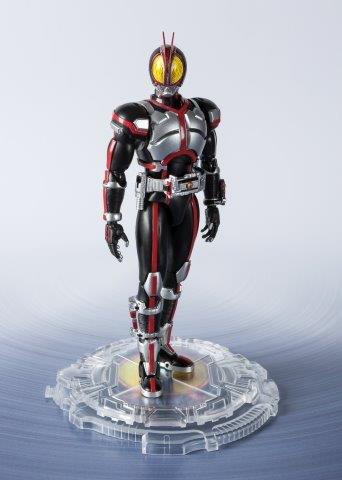 S.H. Figuarts Heisei Riders Rising Project  Vol. 1 - Kamen Rider Faiz (20 Kamen Rider Ki (