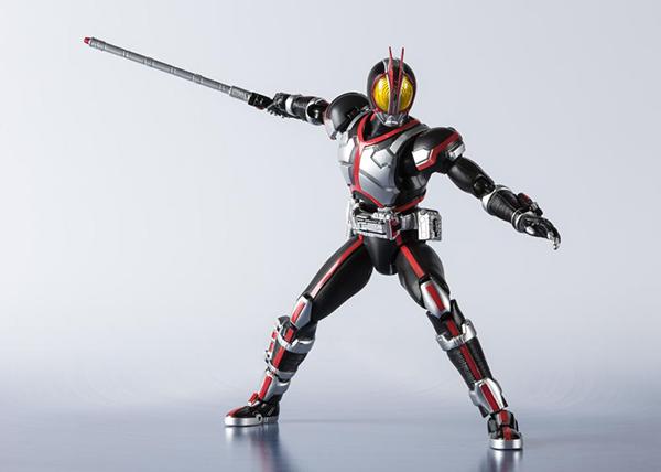 S.H. Figuarts Heisei Riders Rising Project  Vol. 1 - Kamen Rider Faiz (20 Kamen Rider Ki ( (3)