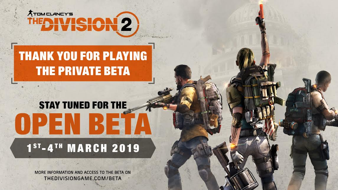 Tom Clancy's The Division® 2 OPB