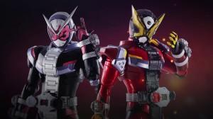 S.H. Figuarts Kamen Rider Zi-O & Geiz (1)
