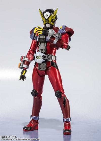 S.H. Figuarts Kamen Rider Zi-O & Geiz (10)