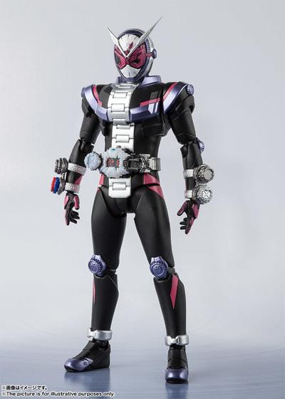 S.H. Figuarts Kamen Rider Zi-O & Geiz (11)
