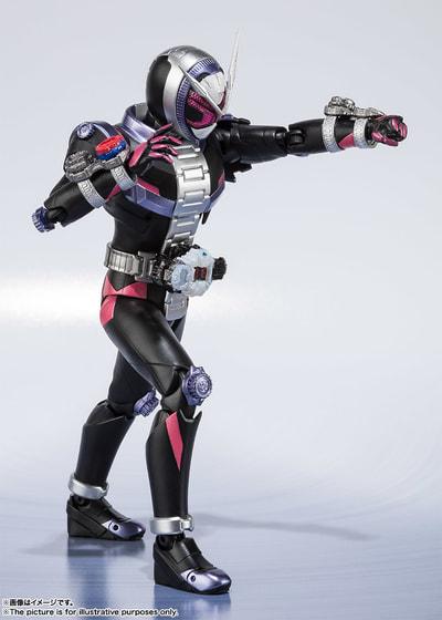 S.H. Figuarts Kamen Rider Zi-O & Geiz (13)