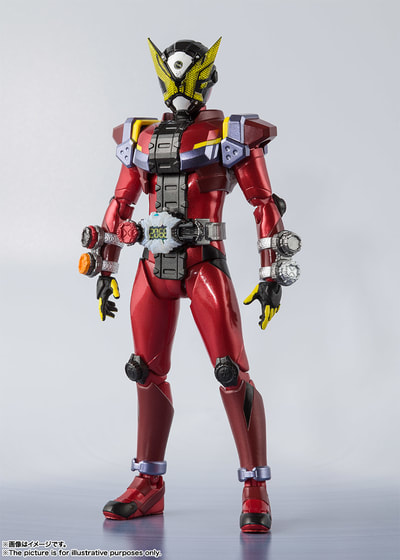 S.H. Figuarts Kamen Rider Zi-O & Geiz (14)