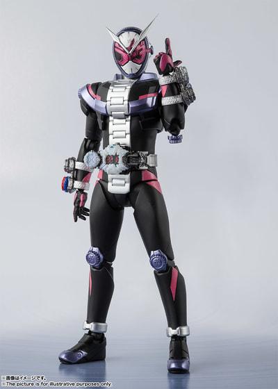 S.H. Figuarts Kamen Rider Zi-O & Geiz (15)