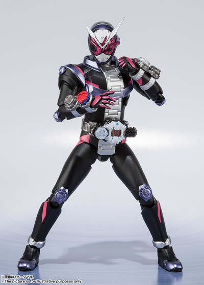 S.H. Figuarts Kamen Rider Zi-O & Geiz (5)