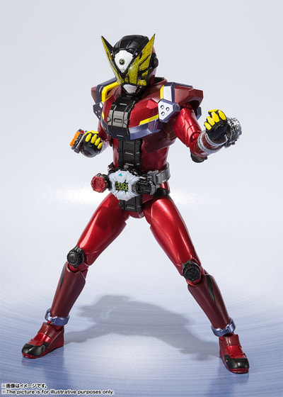 S.H. Figuarts Kamen Rider Zi-O & Geiz (6)