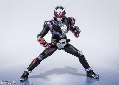 S.H. Figuarts Kamen Rider Zi-O & Geiz (7)