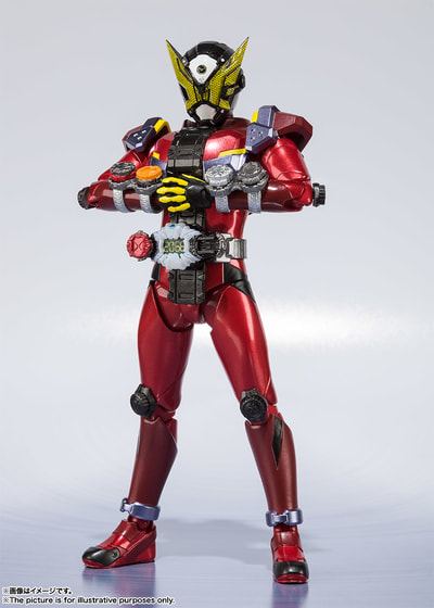 S.H. Figuarts Kamen Rider Zi-O & Geiz (8)