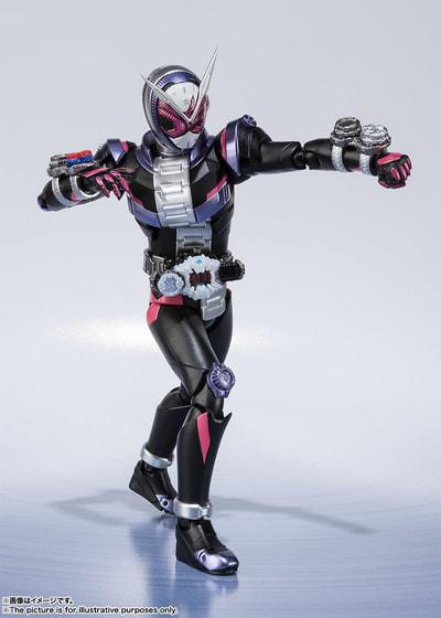 S.H. Figuarts Kamen Rider Zi-O & Geiz (9)