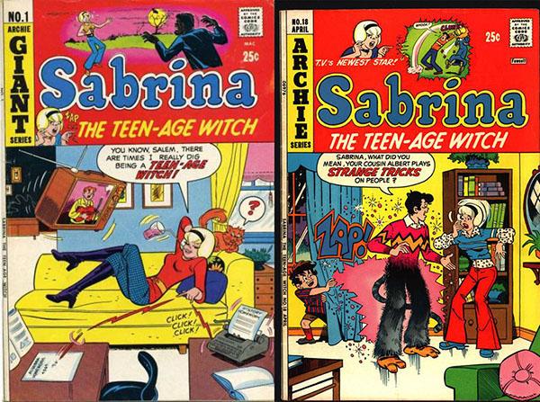 Sabrina, the Teenage Witch Netflix (1)