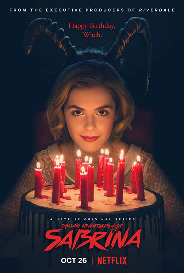 Sabrina, the Teenage Witch Netflix (12)