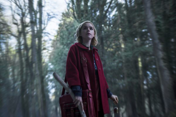 Sabrina, the Teenage Witch Netflix (2)