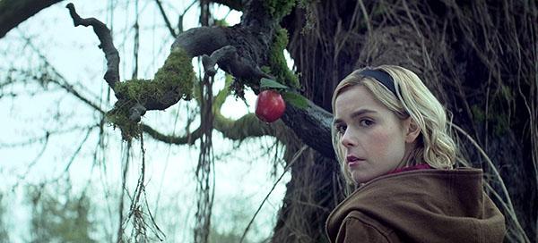 Sabrina, the Teenage Witch Netflix (5)