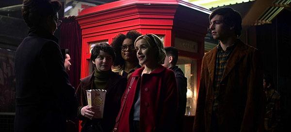 Sabrina, the Teenage Witch Netflix (7)
