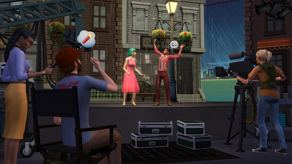 THE SIMS 4 GET FAMOUS pic02