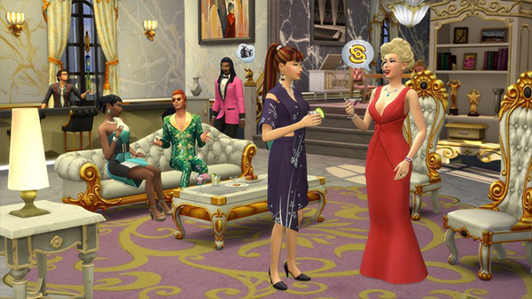 THE SIMS 4 GET FAMOUS pic04