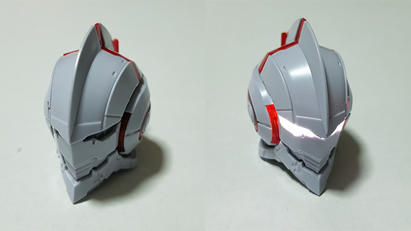 Review Ultraman Suit 16 Dimension studio (10)