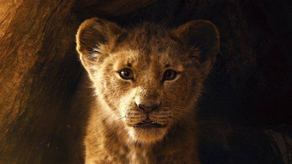 The Lion King 2019 Metal