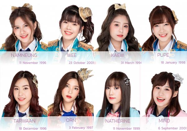 BNK48 6th Single Senbatsu General Election – Preliminary Results Announcement (6)