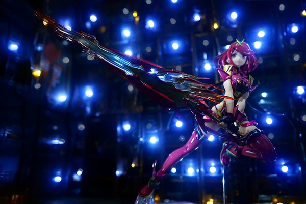 Pyra From Xenoblade Chronicles 2 Figure (2)