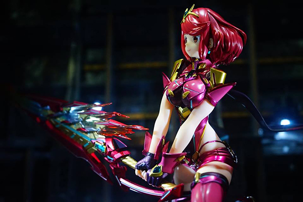 Pyra From Xenoblade Chronicles 2 Figure (23)