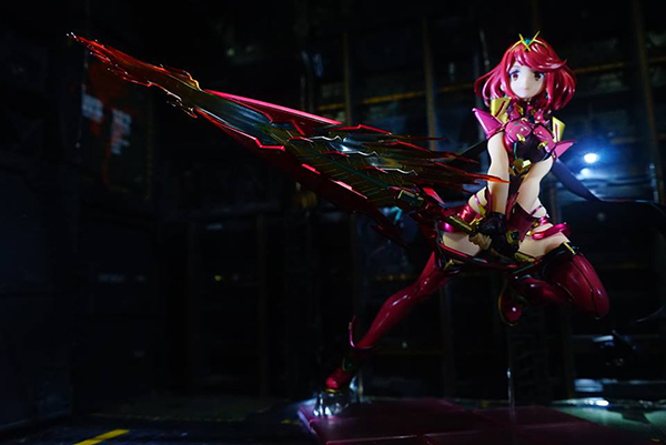 Pyra From Xenoblade Chronicles 2 Figure (30)