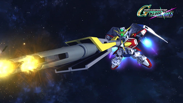SD Gundam G Generation Cross Rays (3)