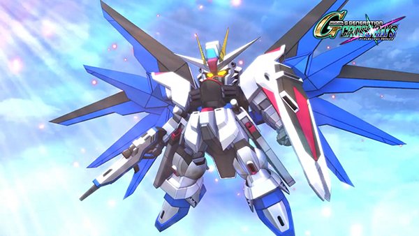 SD Gundam G Generation Cross Rays (4)